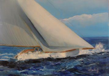 Les voiles de St Tropez 2007