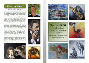 marc haumont 2 PAGES