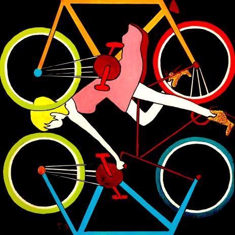 chanterax-Let's Bike-ONE