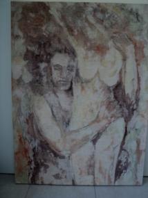 peintures nus sur toile001