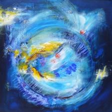 Symphonie en bleu 55-12