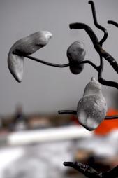 tree art-turzo-beton et acier-50 cm
