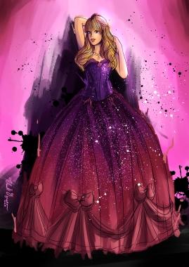 cass princess dress 2