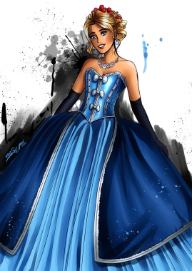 cass princess dress 3
