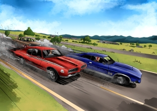 country race