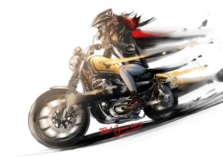 paulina Harley 1