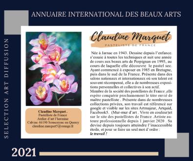 Marquet Claudine